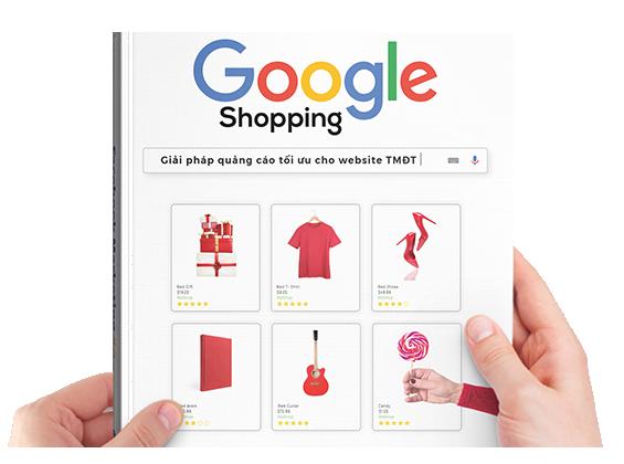 Quảng cáo mua sắm tiện cho người bán