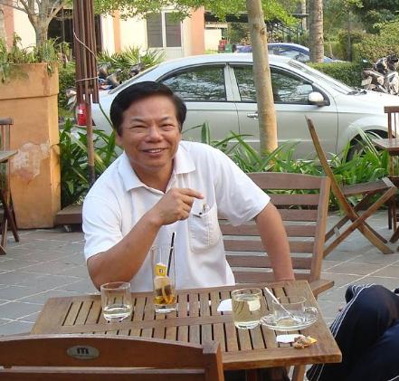 Chú Pete Nguyễn