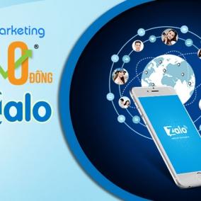 Zalo Marketing 0 đồng